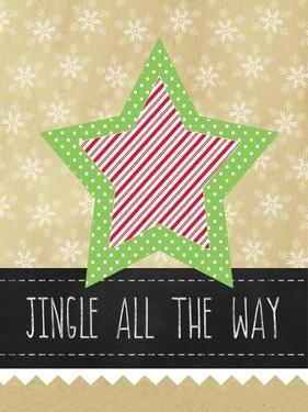 Jingle All the Way by Linda Woods