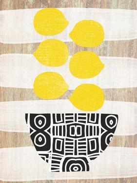 Lemons by Linda Woods