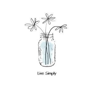 Live Simply by Linda Woods