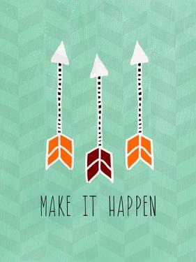 Make it Happen by Linda Woods
