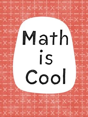 Math Is Cool by Linda Woods