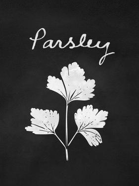 Parsley by Linda Woods