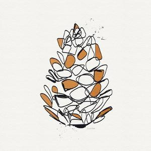 Pine Cone by Linda Woods