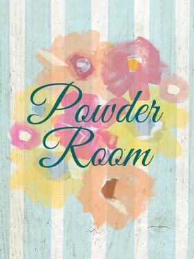 Powder Room by Linda Woods