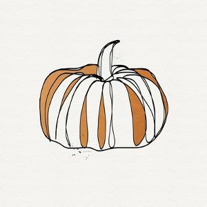 Pumpkin by Linda Woods