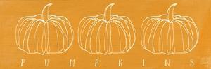 Pumpkins by Linda Woods