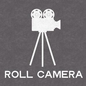 Roll Camera by Linda Woods