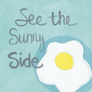 Sunny I by Linda Woods
