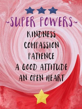 Super Powers by Linda Woods
