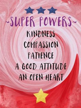Super Powers by Linda Woods