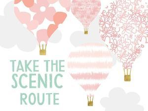 Take the Scenic Route by Linda Woods