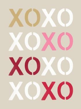 xoxo by Linda Woods