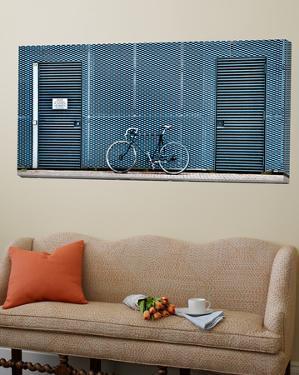 no bikes please by Linda Wride