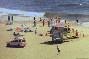 Beach by Linden Sally
