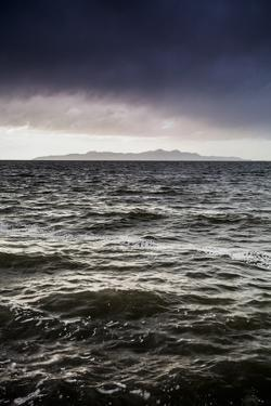 A Choppy Great Salt Lake During a Storm by Lindsay Daniels