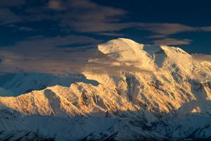 Denali, Mount Mckinley, The High One by Lindsay Daniels