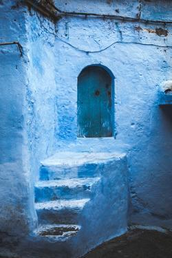 Doors Of Chefchaouen, The Blue City by Lindsay Daniels