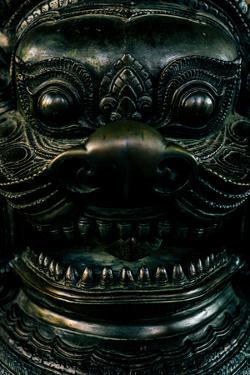 Grand Palace In Bangkok, Thailand by Lindsay Daniels