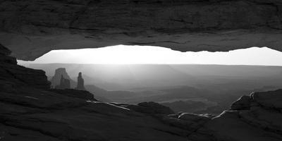 Mesa Arch in Canyonlands, Moab, Utah