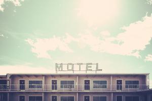 Motel In Panguitch, Utah On Highway 89 by Lindsay Daniels