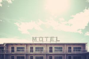 Motel In Panguitch, Utah On Highway 89 by Lindsay Daniels