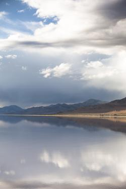 The Great Salt Lake Reflection by Lindsay Daniels