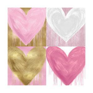 Big Hearted Quartet II by Lindsay Rodgers