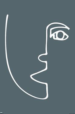 Line Art - Face