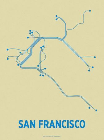 San Francisco (Cement & Blue)