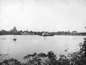 Lingaraj Temples, Bhubaneswar, Orissa, India, 1905-1906