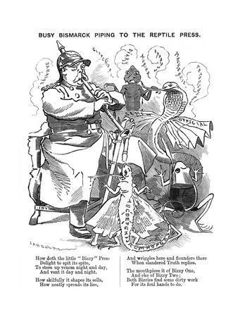 Propaganda, Bismarck