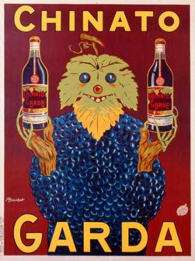 Advertisement for Chinato Garda, c.1925 by Linza Bouchet