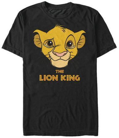 Lion King- Cub Face