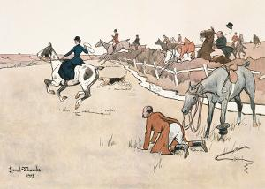 Spot Leads by Lionel Edwards