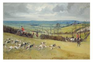 The Whaddon Chase by Lionel Edwards