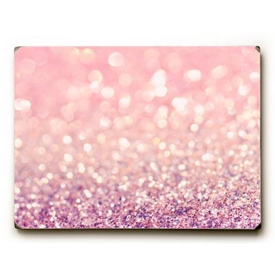 Pink Sea Of Glitter