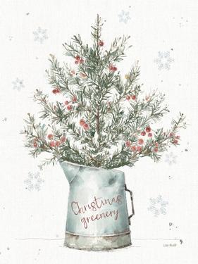 A Christmas Weekend II Greenery by Lisa Audit