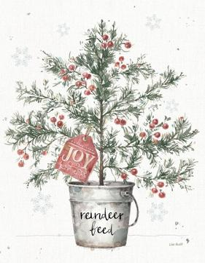 A Christmas Weekend III Greenery by Lisa Audit