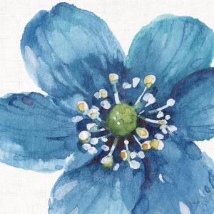 Blue and Green Garden V by Lisa Audit