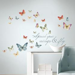 3d butterfly wall stckers wall decors wall art wall.htm butterfly wall decals posters  prints  paintings   wall art for  butterfly wall decals posters  prints