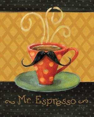 Cafe Moustache III by Lisa Audit