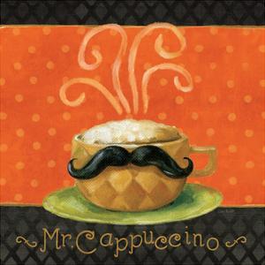 Cafe Moustache IV Square by Lisa Audit