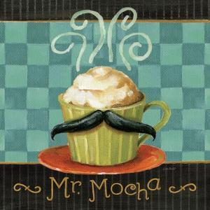 Cafe Moustache V Square by Lisa Audit