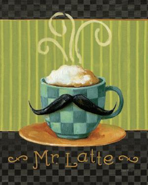Cafe Moustache VI by Lisa Audit