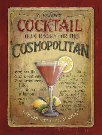 Cosmopolitan by Lisa Audit