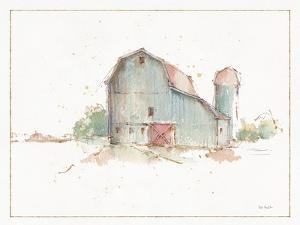 Farm Friends XIV Barn by Lisa Audit