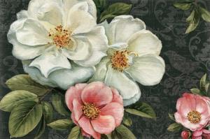 Floral Damask I by Lisa Audit