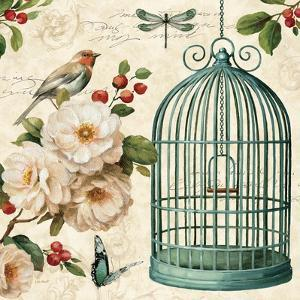 Free as a Bird I by Lisa Audit