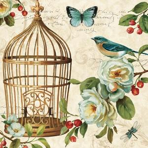 Free as a Bird II by Lisa Audit