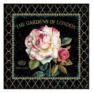 Garden View VII by Lisa Audit